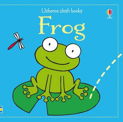 Cloth Books: Frog - Cloth Books
