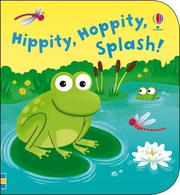 Hippity Hoppity Splash Bath Book - Bath Books