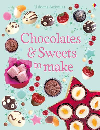 Chocolates and Sweets to Make (Paperback)