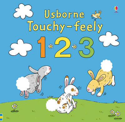 123 - Touchy-Feely Board Books S. (Board book)