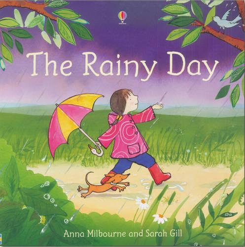 The Rainy Day - Picture Books (Paperback)