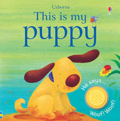 This is My Puppy - This Is My... (Board book)