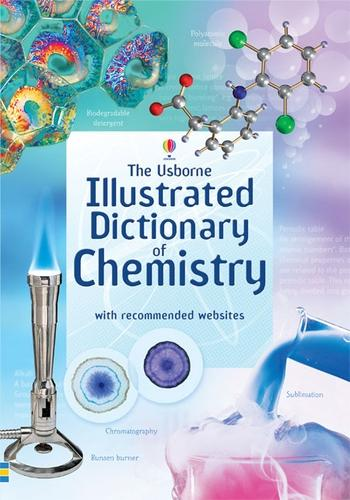 Illustrated Dictionary of Chemistry - Illustrated Dictionary (Paperback)