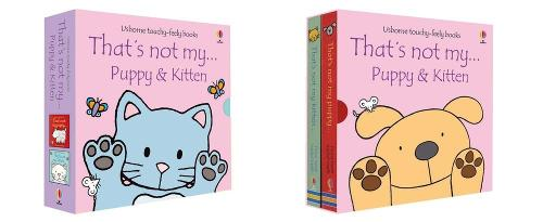 That's Not My Boxset (Board book)