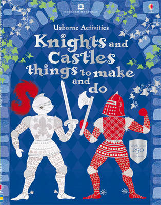 Knights and Castles Things to Make and Do (reduced) - Things To Make And Do (Paperback)
