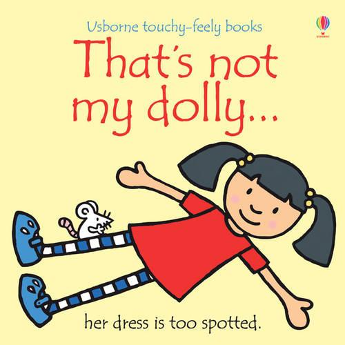 That's Not My Dolly - That's Not My... (Board book)