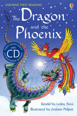 The Dragon and the Phoenix [Book with CD] - First Reading Series 2 (CD-Audio)