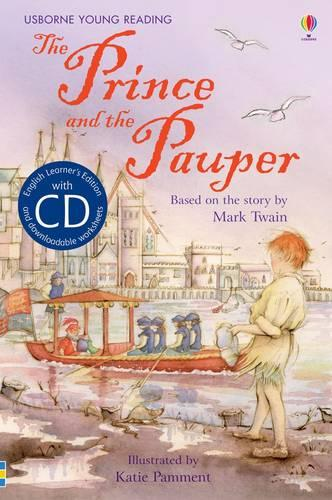 The Prince and the Pauper [Book with CD] - Young Reading Series 2 (CD-Audio)