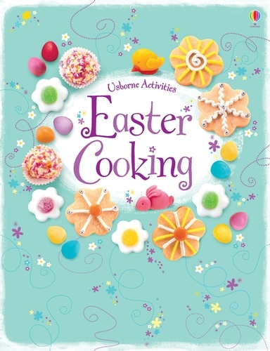 Easter Cooking - Usborne Activity Books (Paperback)