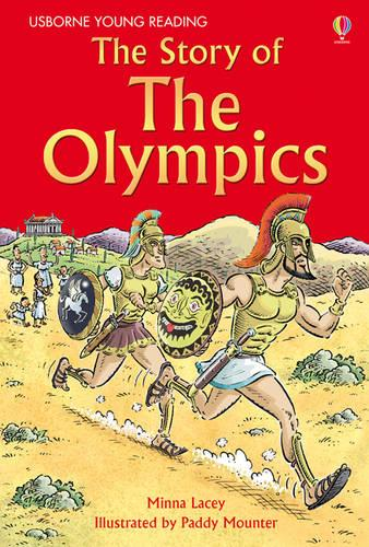 The Story of the Olympics - Young Reading Series 2 (Hardback)