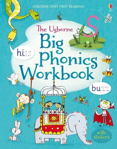 Very First Reading: Big Phonics Workbook - 1.0 Very First Reading (Paperback)