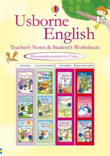 English Learners Teachers' Notes & Worksheets 1 - English Guides (Paperback)