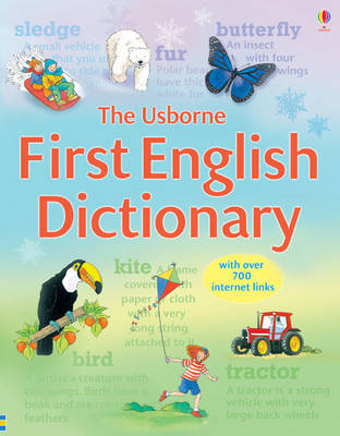 First English Dictionary (Paperback)