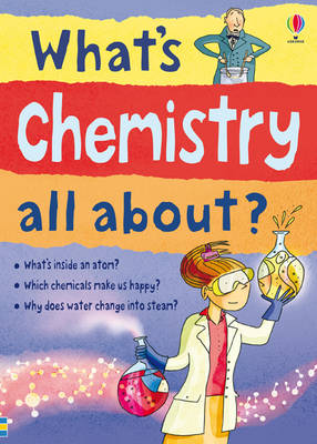 Whats Chemistry All About (Paperback)