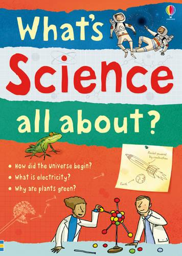What's Science all about? - What and Why (Paperback)