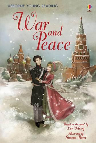 Young Reading War and Peace - Young Reading Series 3 (Hardback)