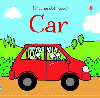 Car - Usborne Cloth Books (Rag book)