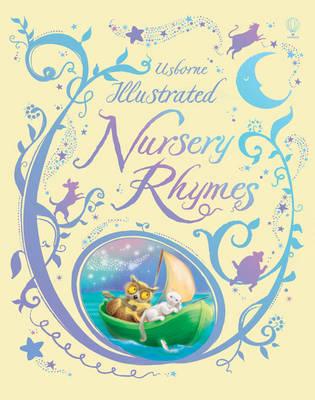 Illustrated Nursery Rhymes - Rhymes (Hardback)