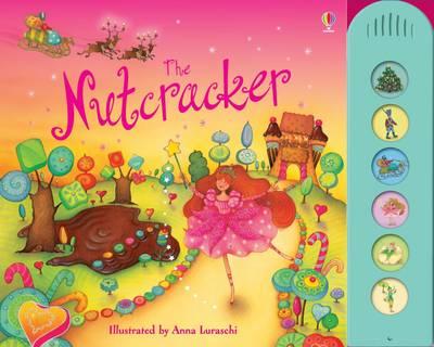 The Nutcracker - Noisy Books (Hardback)