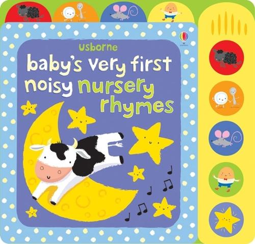 Baby's Very First Noisy Nursery Rhymes - Baby's Very First Books (Board book)