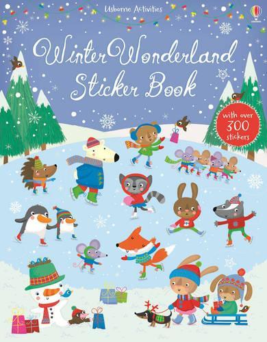 Winter Wonderland Sticker Book - Sticker Books (Paperback)