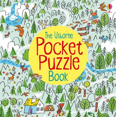Pocket Puzzle Book - Activity and Puzzle Books (Paperback)
