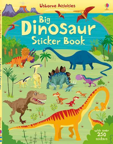 Dinosaurs Sticker Book - Sticker Books (Paperback)