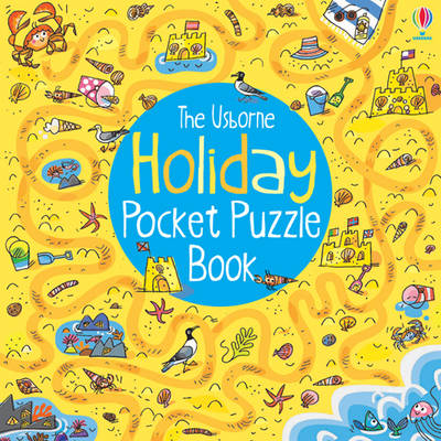 Holiday Pocket Puzzle Book - Activity and Puzzle Books (Paperback)