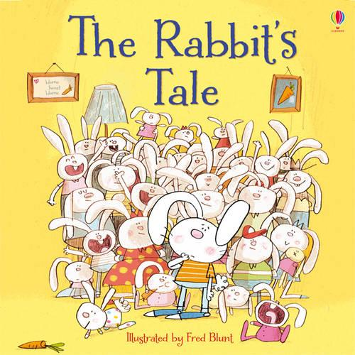 The Rabbit's Tale - Picture Books (Paperback)