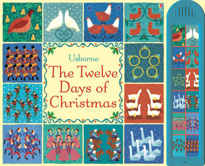 Noisy Twelve Days of Christmas (Board book)