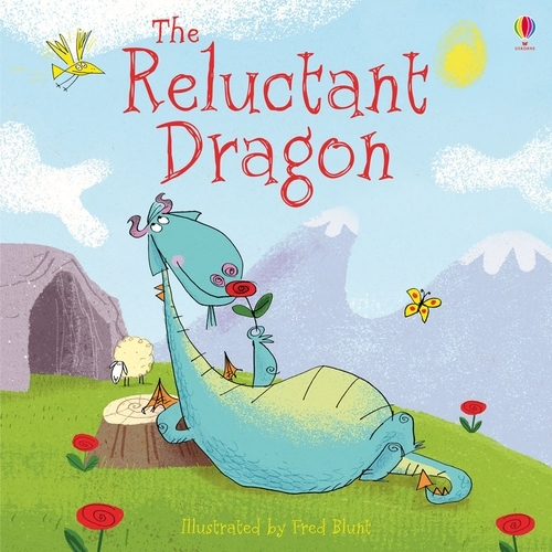 The Reluctant Dragon - Picture Books (Paperback)