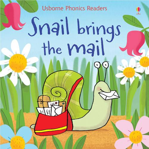 Snail Brings the Mail - Phonics Readers (Paperback)