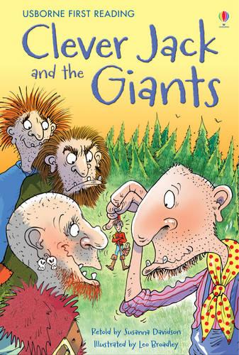 Clever Jack And The Giants - First Reading Series 4 (Hardback)