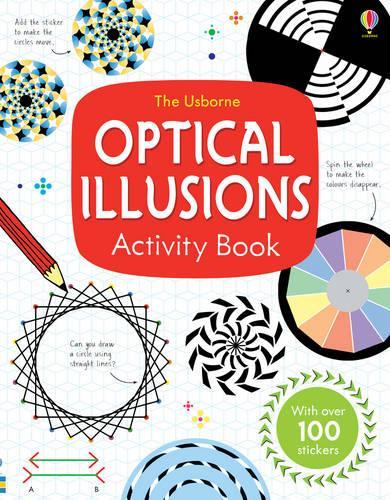 Optical Illusions Activity Book - Art Books (Paperback)