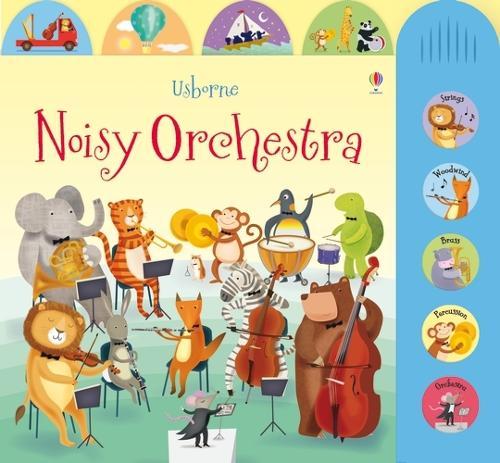 Noisy Orchestra - Noisy Books (Board book)