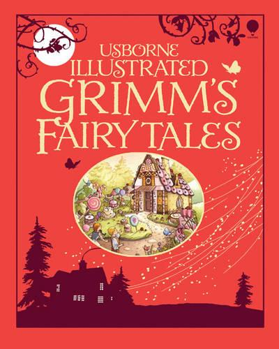 Illustrated Stories from Grimm (Hardback)
