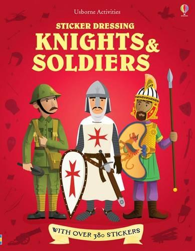 Sticker Dressing: Knights & Soldiers bind up - Sticker Dressing (Paperback)