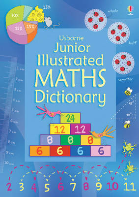 Junior Illustrated Maths Dictionary (Paperback)