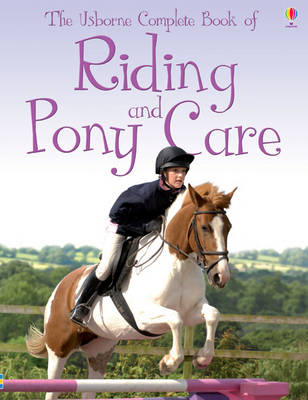 Complete Book of Riding and Ponycare (Paperback)