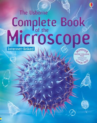 Complete Book of the Microscope (Paperback)