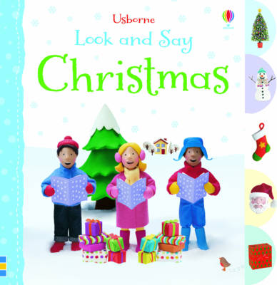 Look and Say Christmas (Board book)