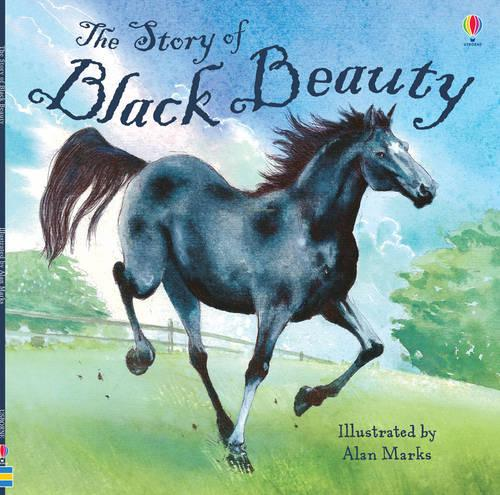 The Story of Black Beauty - Picture Books (Paperback)