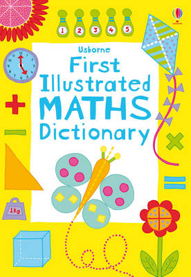 First Illustrated Maths Dictionary (Paperback)