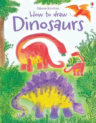 How to Draw Dinosaurs - How to Draw (Paperback)