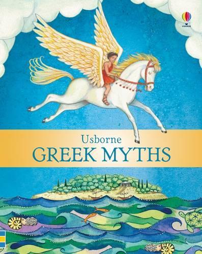 Greek Myths (Hardback)