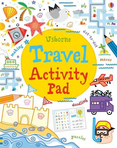 Travel Activity Pad - Activity Pads (Paperback)