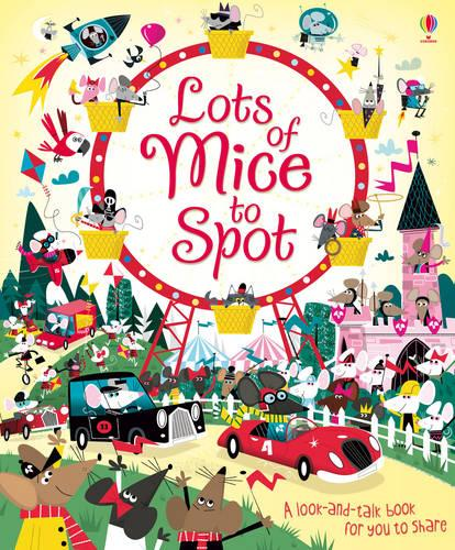 Lots of Mice to Spot - Young Searches (Paperback)