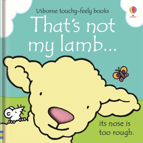 That's not my lamb... - THAT'S NOT MY (R) (Board book)