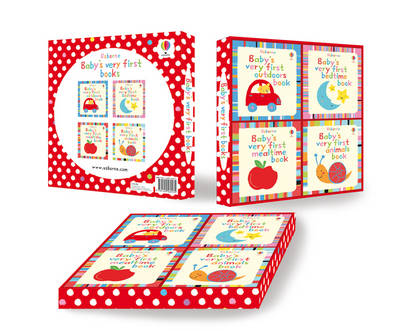 Baby's Very First Tray - Baby's Very First (Board book)