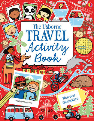 Travel Activity Book - Activity Books (Paperback)